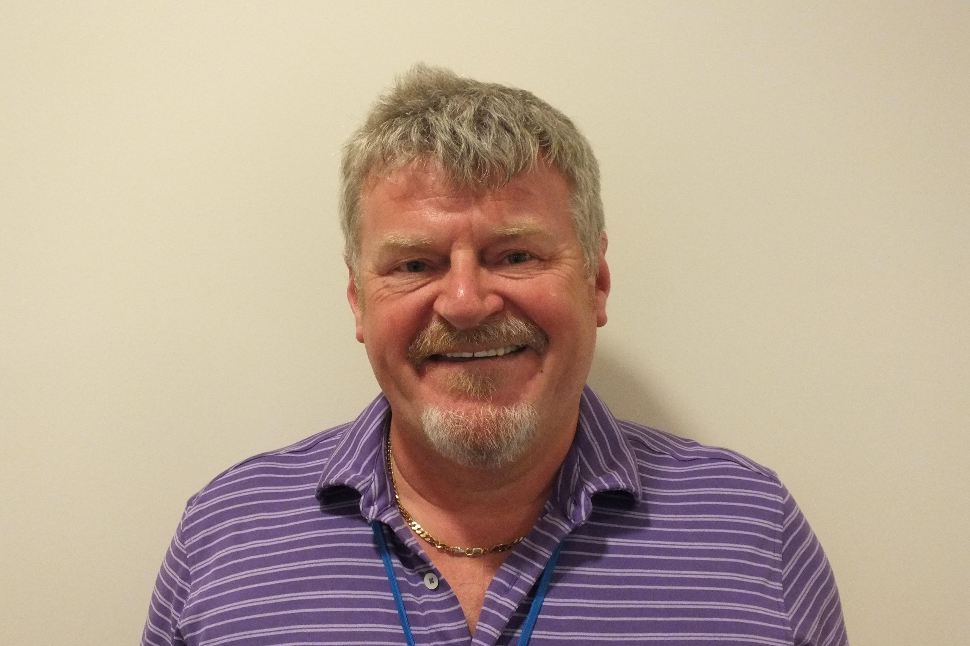 Dr Charles Macdonald, BDS, MFGDP